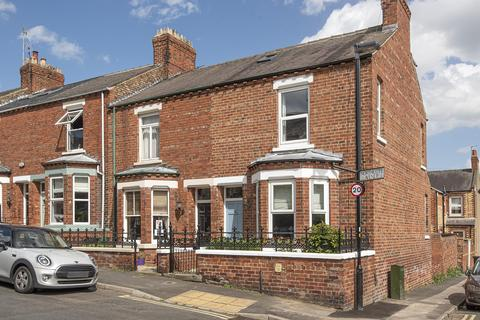 3 bedroom end of terrace house for sale - Murray Street, York, YO24 4JE