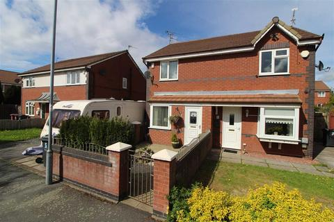 3 bedroom semi-detached house for sale - Ampleforth Close, Kirkby