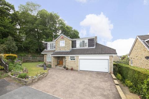 4 bedroom detached house for sale - Wood Royd Gardens, Ilkley, LS29 8BU