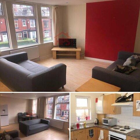 5 bedroom flat to rent - Headingley Mount, Headingley, Leeds LS6