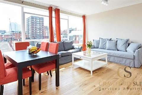 2 bedroom flat to rent - CRAWFORD PLACE, MARYLEBONE, W1