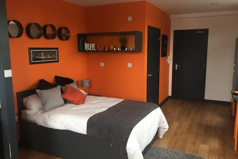 Studio to rent - Studio Apartment at The Artesian, 10-14 Jamaica Street, Liverpool, Merseyside, L1
