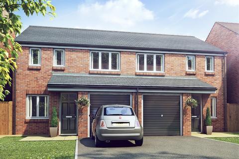 3 bedroom semi-detached house for sale - Plot 487, The Rufford  at Crofton Grange, Haggerston Road NE24