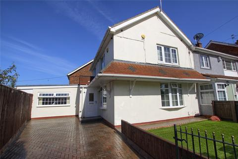 3 bedroom end of terrace house for sale - Cumnor Walk, Palister Park