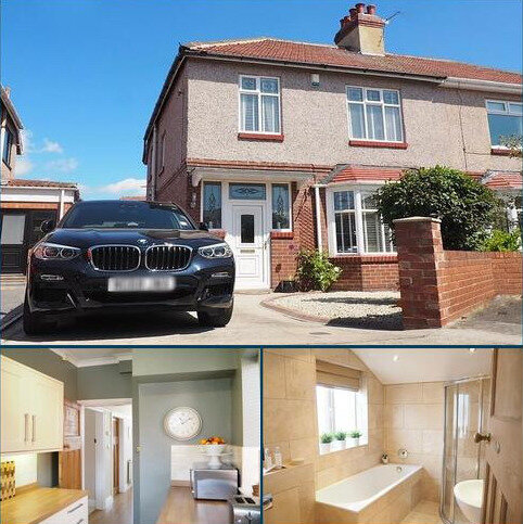3 bedroom semi-detached house for sale - Rydal Gardens, South Shields
