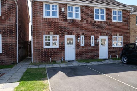 2 bedroom semi-detached house for sale - Babbage Gardens, Stockton-on-tees, TS19