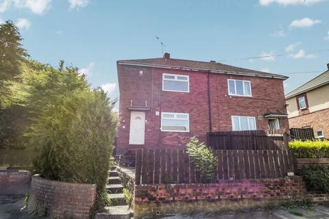 2 bedroom semi-detached house for sale - Sarabell Avenue, Guidepost, Choppington, Northumberland, NE62 5NX