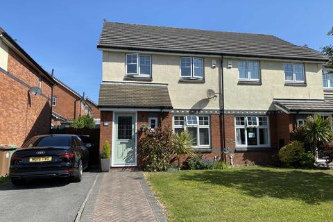 3 bedroom semi-detached house for sale - Highmarsh Crescent, Newton Le Willows