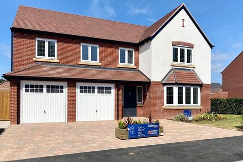 5 bedroom detached house for sale - Fulford Hall Road, Tidbury Green, Solihull, West Midlands, B90