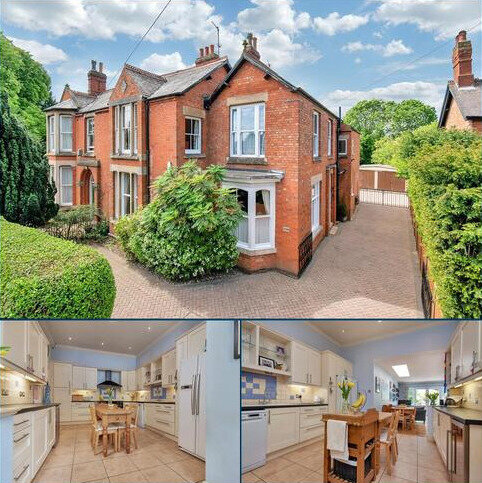 5 bedroom semi-detached house for sale - Burton Road, Melton Mowbray, Leicestershire