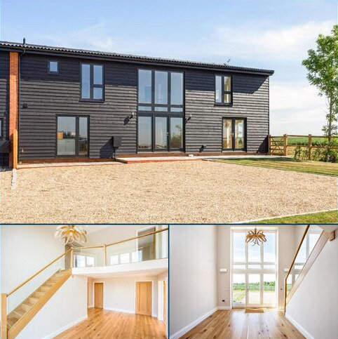 4 bedroom end of terrace house for sale - The Old Dairy, Rook End, High Wych, Sawbridgeworth, CM21