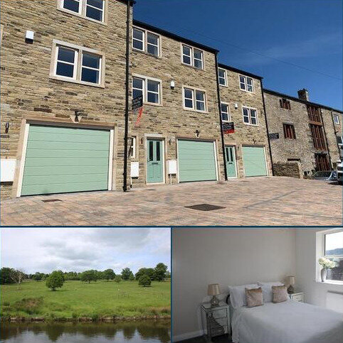 4 bedroom townhouse to rent - Canal Wharfe Yard, Priest Bank Road, Kildwick BD20