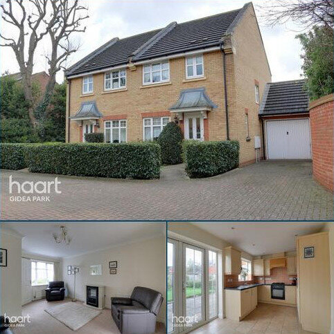 3 bedroom semi-detached house for sale - Academy Fields Road, Romford