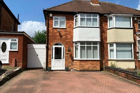 3 bedroom semi-detached house for sale - Goodway Road, Solihull