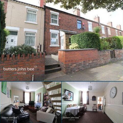 2 bedroom terraced house for sale - Weston Coyney Road, Stoke-On-Trent