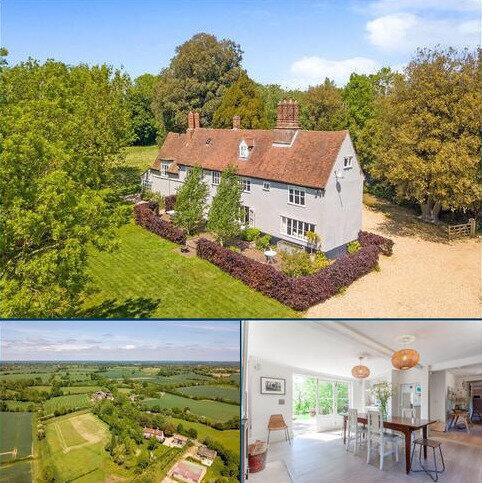 6 bedroom detached house for sale - Clopton, Woodbridge, IP13