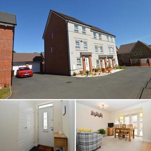 4 bedroom townhouse for sale - Buckmaster Way, Rugeley