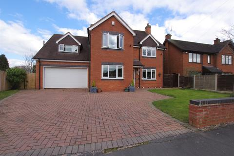 5 bedroom detached house for sale - Anson Drive, Stafford