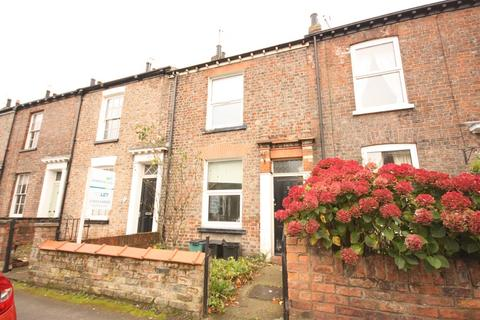 2 bedroom terraced house to rent - Darnborough Street, York