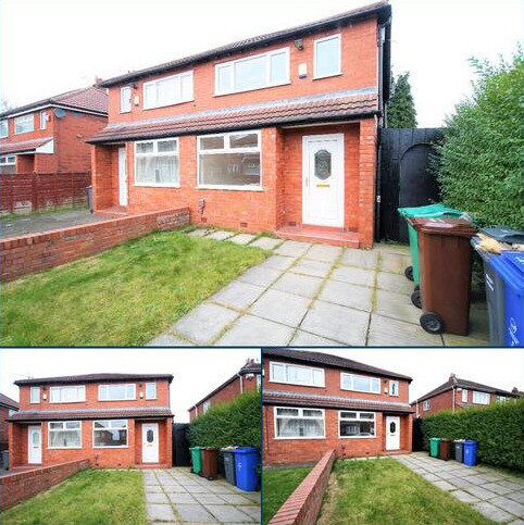 2 bedroom semi-detached house to rent - Furnival Road Manchester M18 8DG