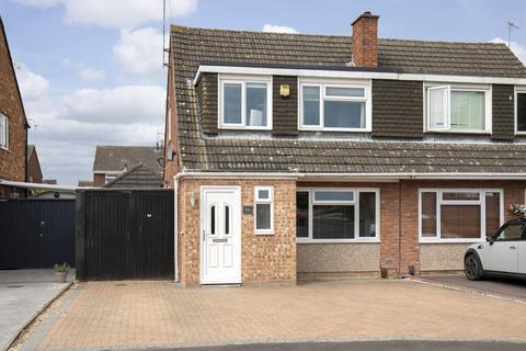 3 bedroom semi-detached house for sale - Kingscote Road West, Cheltenham GL51 6JP