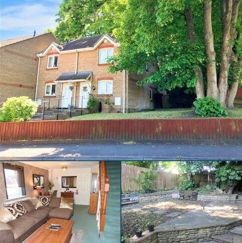 2 bedroom terraced house for sale - Coppice Close, Warminster