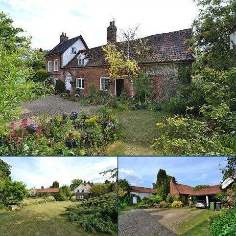 4 bedroom detached house for sale - Bridgham