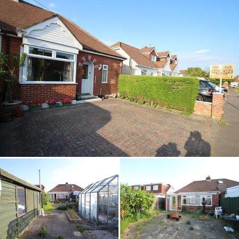 2 bedroom semi-detached bungalow for sale - Carberry Drive, Portchester, Fareham, Portchester PO16