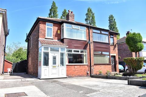 3 bedroom semi-detached house for sale - Manton Avenue, Blackley, Manchester, M9
