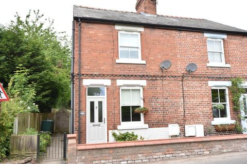 2 bedroom end of terrace house for sale - Churton Road, Farndon