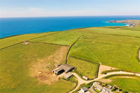 4 bedroom detached house for sale - High Cove Farm, Trenance, Mawgan Porth, Newquay