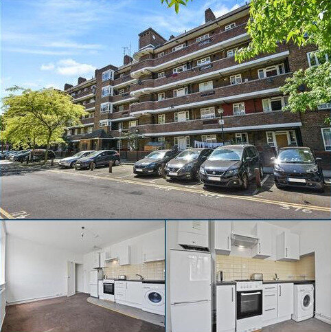 4 bedroom flat to rent - Campbell House, White City Estate, London, W12
