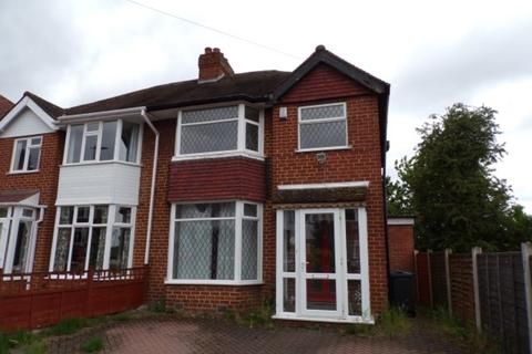 3 bedroom semi-detached house to rent - Douglas Road, Sutton Coldfield
