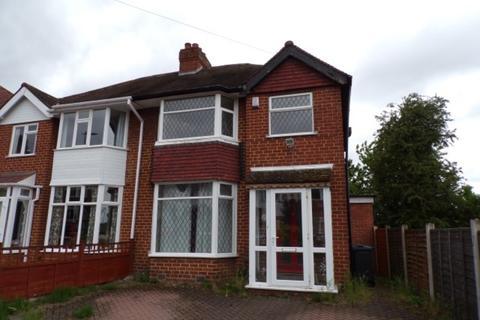 3 bedroom semi-detached house to rent - Douglas Road, Sutton Coldfield