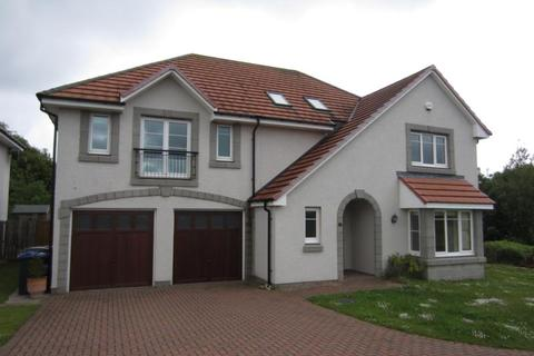 5 bedroom detached house to rent - Woodlands Crescent, Pitfodels, AB15