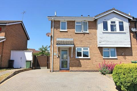 2 bedroom semi-detached house to rent - Forryans Close, Wigston