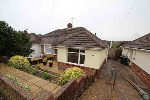 2 bedroom detached bungalow to rent - Southdown Road, Portslade, East Sussex, BN41 2HJ