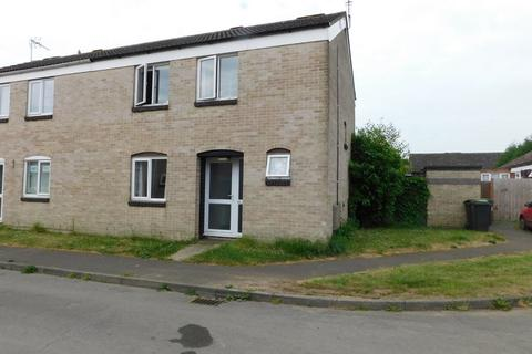 3 bedroom semi-detached house for sale - Jubilee Crescent, Stowupland