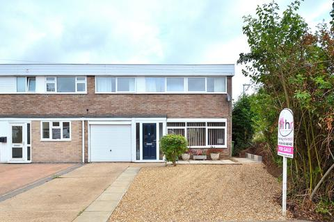 4 bedroom end of terrace house for sale - Eaton Ford, St Neots