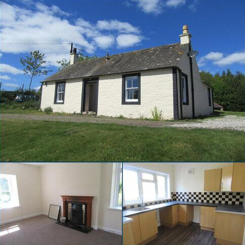2 bedroom detached bungalow to rent - Killylung Cottage, Holywood, Dumfries, DG2