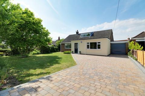 3 bedroom detached bungalow for sale - Messingham Road, Scotter