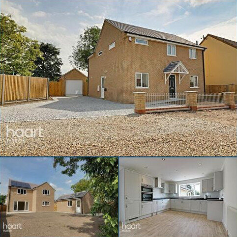 4 bedroom detached house for sale - High Street, March