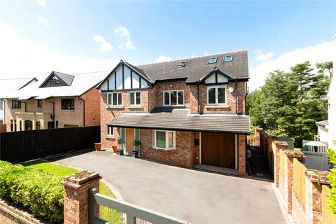 5 bedroom detached house to rent - Kings Road, Wilmslow, Cheshire, SK9