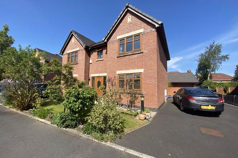 4 bedroom detached house for sale - Charnock Gardens, Penwortham