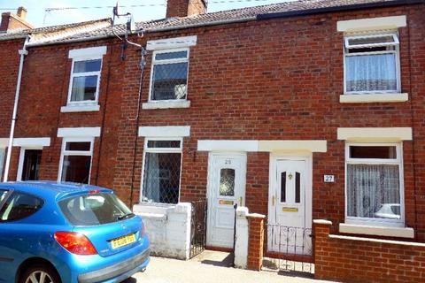 2 bedroom terraced house to rent - Gladstone Street, Leek, Staffordshire