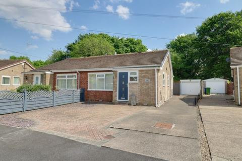 2 bedroom semi-detached bungalow for sale - Fulford Crescent, Willerby