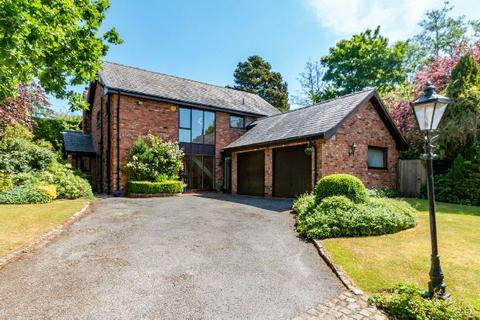 4 bedroom detached house for sale - The Merridale, Off Bankhall Lane, Hale