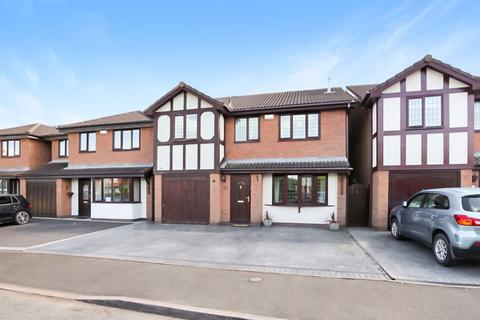 4 bedroom detached house for sale - Thorpe Close, Leighton, Cheshire