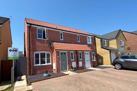 3 bedroom semi-detached house for sale - Pritchard Close, Lowestoft