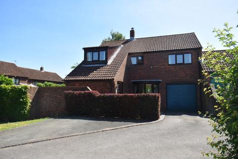 4 bedroom detached house for sale - Crofters Meadow, Lychpit